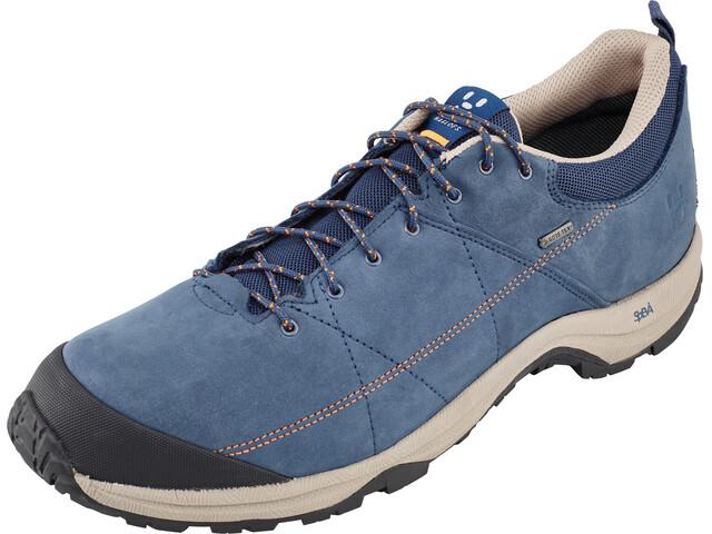 Haglöfs Mistral GT Shoes Men blue ink/tangerine